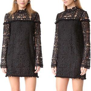 BRAND NEW tularosa Matilda Lace Long Sleeve Dress